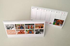 Stolní týdenní kalendář, plánovací