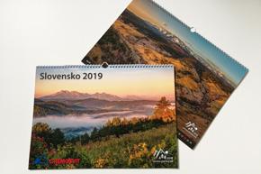nástěnný kalendář