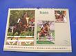 nástěnný kalendář - koně