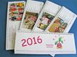 stolní kalendář - mateřské centrum
