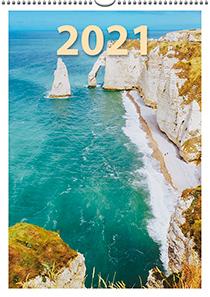 Nástěnný plánovací kalendář dvu-týdenní - titulní strana