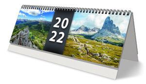 Kalendář 2022 - stolní týdenní jmenný - titulní strana