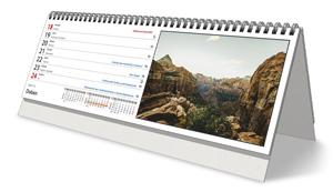 Kalendář 2022 - stolní týdenní jmenný - list kalendáře